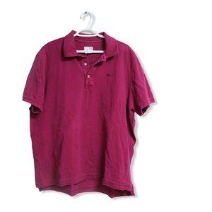 Lacoste Men's Collared Tshirt